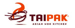 Tai Pak Logo by Ellish Marketing Group