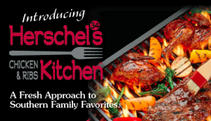 Ellish Marketing Group Marketing Material for Herschel's Kitchen