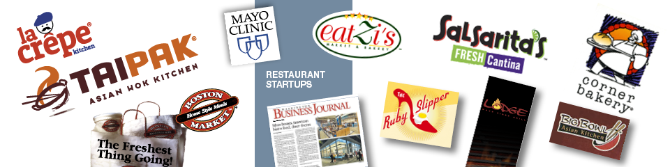 Restaruant Startups by Ellish Marketing Group