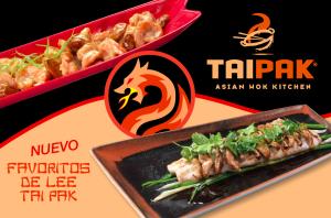Tai Pak Billboard by Ellish Marketing Group-Lee Tai Pak menu