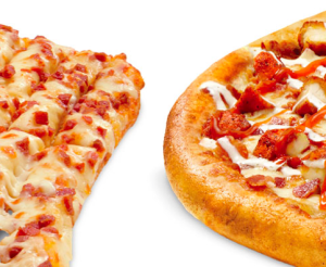 Toppers Pizza & Topperstix