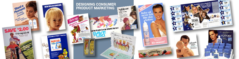 Designing Consumer Product Marketing