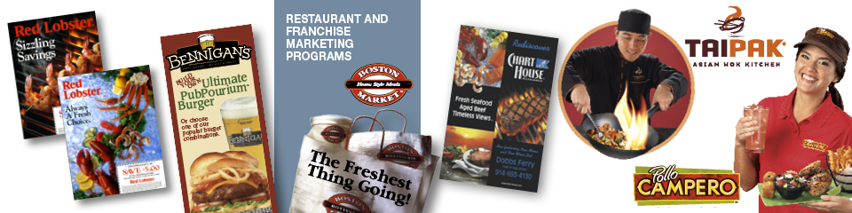 Restaurant and Franchise Marketing Programs