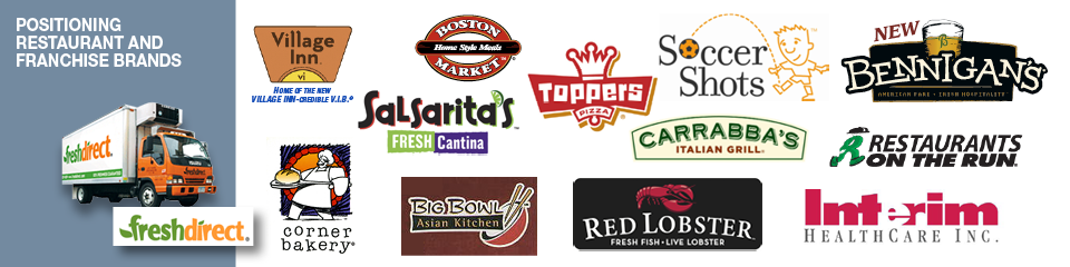 Positioning Restaurant and Franchise Brands