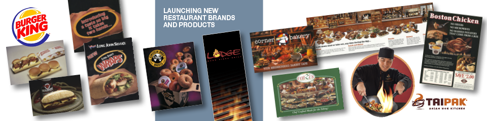 Launching New Restaurant Brands And Products
