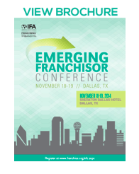 IFA Emerging Franchisor Conference